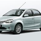 Toyota Etios Price by Yash2015