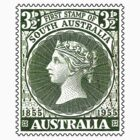 South Australia Postage Stamp by TravelShop