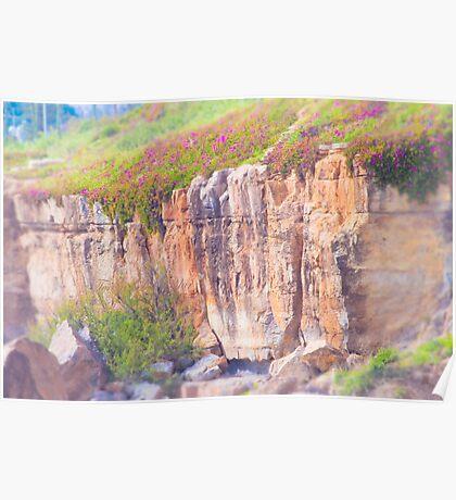 estoril rocks Poster