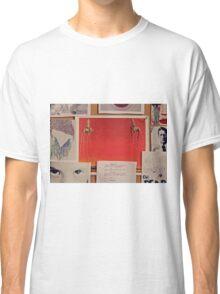 Corkboard Classic T-Shirt