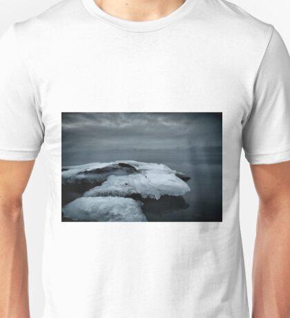 Winter Calm Unisex T-Shirt