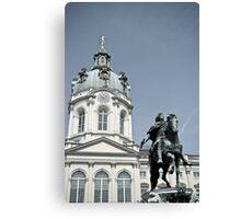 Charlottenburg Palace in Berlin Canvas Print