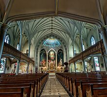 St Patrick's Church 2 New Orleans LA by GJKImages