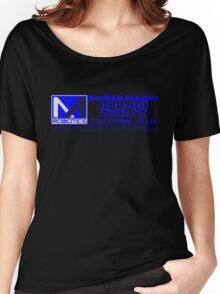 NORTHAM ROBOTICS NDR-114 POSITRONIC BRAIN Women's Relaxed Fit T-Shirt