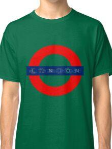 London Underground - MAP! Classic T-Shirt