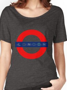 London Underground - MAP! Women's Relaxed Fit T-Shirt