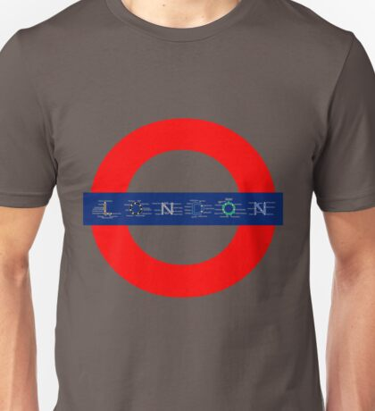 London Underground - MAP! Unisex T-Shirt