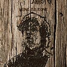 Tyrion Lannister - Carved case by satansbrand