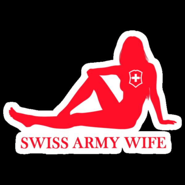 swiss army girlfriend by -#main