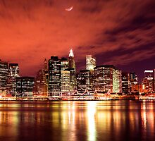 New York Minute by Jordan S.