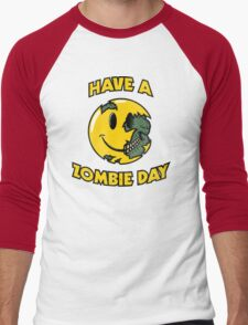 Have a Zombie Day Men's Baseball ¾ T-Shirt