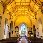St Mary's Church Kintbury by mlphoto
