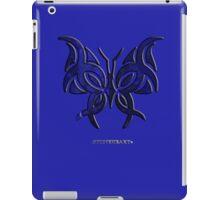 Blue tattoo iPad Case/Skin