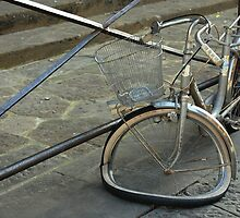 Broken bike by lauracronin