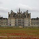 Chateau de Châmbord by lauracronin