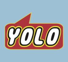 YOLO by Bubble-Tees.com by Bubble-Tees