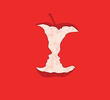 The apple of my eye by Budi Kwan