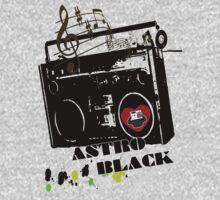 DJ ASTRO BLACK Master Blaster (official merchandise)  by Astro Black