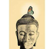 Buddha - tranquil Photographic Print