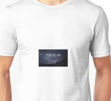 The X Files Trust No One Unisex T-Shirt