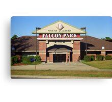 Falcon Park - Auburn Doubledays Canvas Print