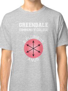 Greendale - E Pluribus Anus Classic T-Shirt