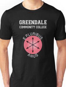 Greendale - E Pluribus Anus Unisex T-Shirt