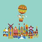 Voyage around the world by Budi Satria Kwan