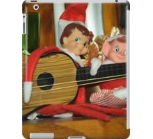 Christmas Elfs iPad Case/Skin