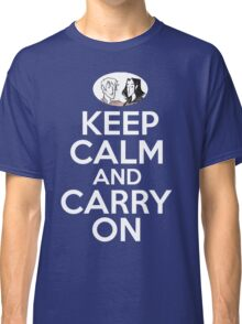 Keep Calm and Carry On, Simon Snow Classic T-Shirt