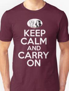Keep Calm and Carry On, Simon Snow T-Shirt
