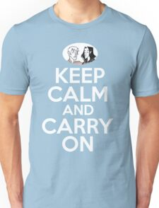 Keep Calm and Carry On, Simon Snow Unisex T-Shirt