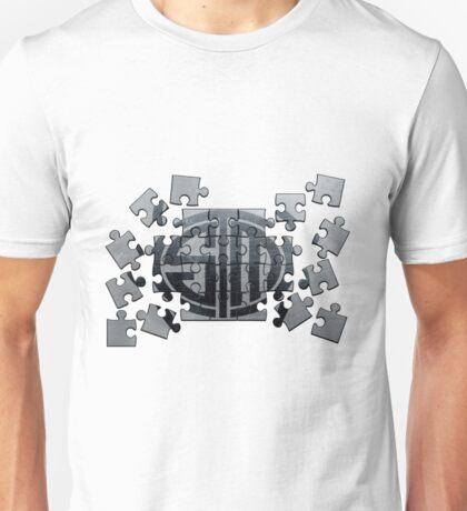 Puzzle TSM logo Unisex T-Shirt