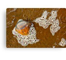 Spilled Jewels 2 - Digital Oil Canvas Print