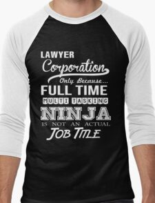 Lawyer Corporation T-Shirt