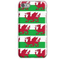 Smartphone Case - Flag of Wales  - Patchwork II iPhone Case/Skin