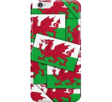 Smartphone Case - Flag of Wales  - Multiple iPhone Case/Skin