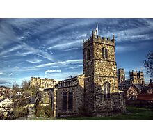 Durham, A Different View Photographic Print