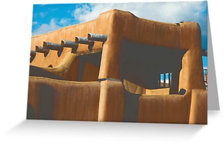 Santa Fe Architecture by David DeWitt