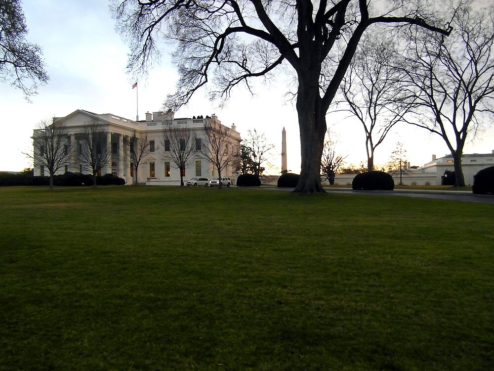 White House by Justin James Photography