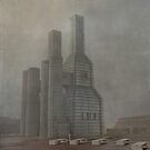 As torres de John Hejduk by rentedochan