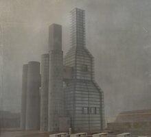As torres de John Hejduk by rentedochan