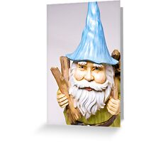 Gnome Blank Card Greeting Card