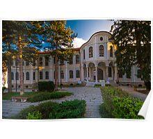 National Assembly of Bulgaria in Veliko Tarnovo Poster