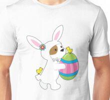 Cute Puppy Bunny Suit Unisex T-Shirt