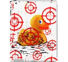 Target the Duck iPad Case/Skin