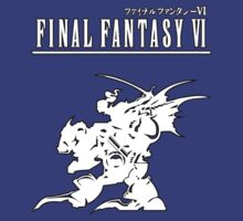Final Fantasy 6 Shirt by TheDorknight