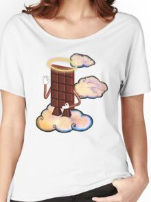 May Chocolate god bless you! Women's Relaxed Fit T-Shirt