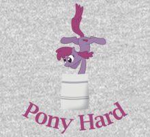 Pony Hard by HourglassPony