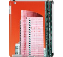 Skyscraper Red iPad Case/Skin